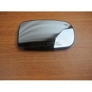 CHRYSLER 300 300C LEFT DOOR DRIVER SIDE HEATED AUTO DIM MIRROR GLASS C300 OEM