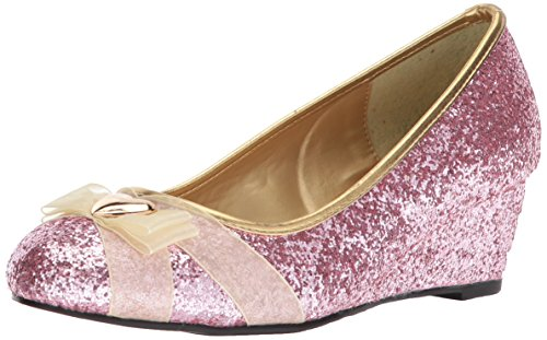 Ellie Shoes Womens 018-Princess Wedge Pump Pink