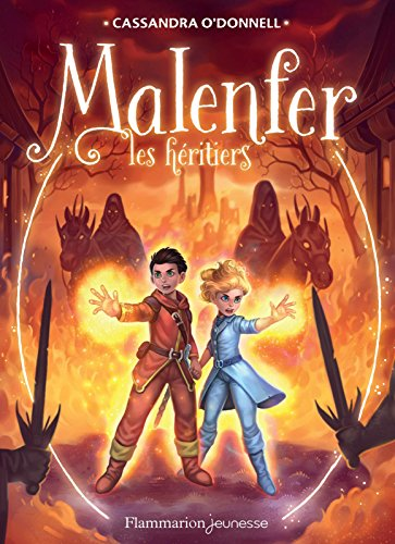 Malenfer - Terres de magie (Tome 3) - Les héritiers (French Edition)