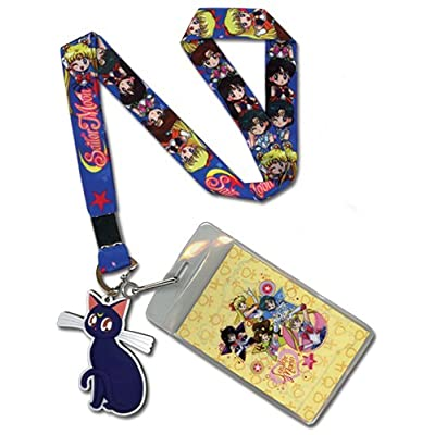 Great Eastern Entertainment Sailor Moon - SD Main Girls Lanyard: Toys & Games
