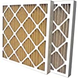 US Home Filter SC60-16X25X2 MERV 11 Pleated Air Filter (Pack of 6), 16 x 25 x 2