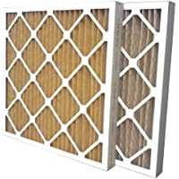 US Home Filter SC60-16X16X2 MERV 11 Pleated Air Filter (Pack of 6), 16 x 16 x 2