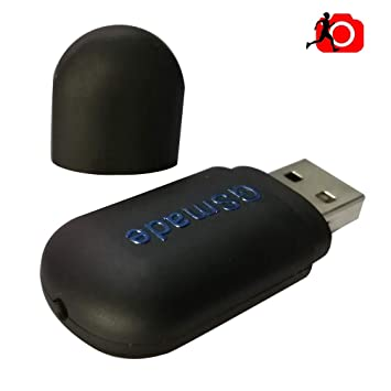 GSmade Mini cámara USB de espía, cámara de detección de movimiento, cámara oculta,
