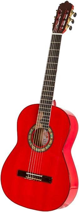 Guitarra Flamenca flaca de ciprés rojo hecha a de Barcelona a ...