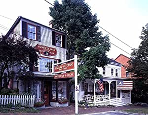 Photo Wizard of Odds and Ends Antique Shop and The Marston House Bed and Breakfast Inn, Wiscasset, Maine