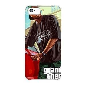 High Quality WWR22528iolU Gta 5 Lamar Cases For Iphone 5c