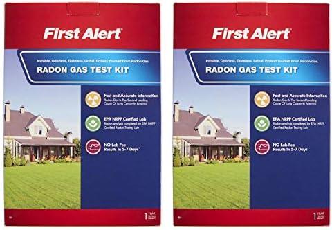 Radon Test Kit – Pack of 2