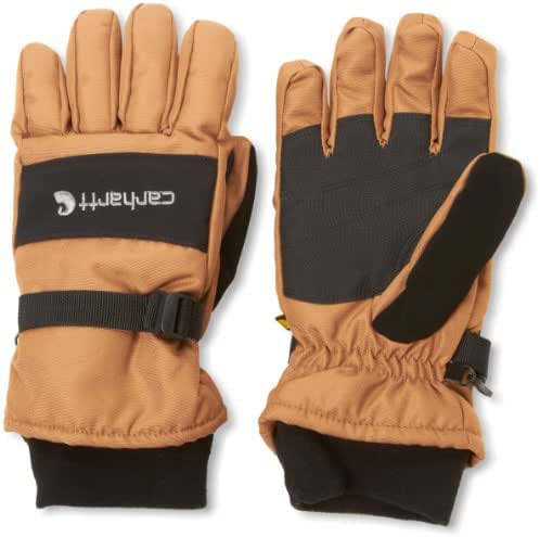 Carhartt Men's W.P. Waterproof Insulated Work Glove