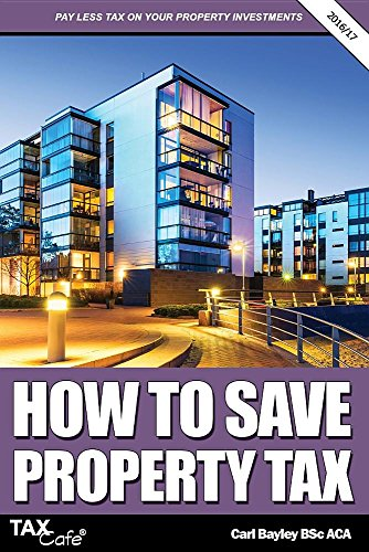 How to Save Property Tax 2016/17 (Capital Gains Tax On Real Estate Investment Property)