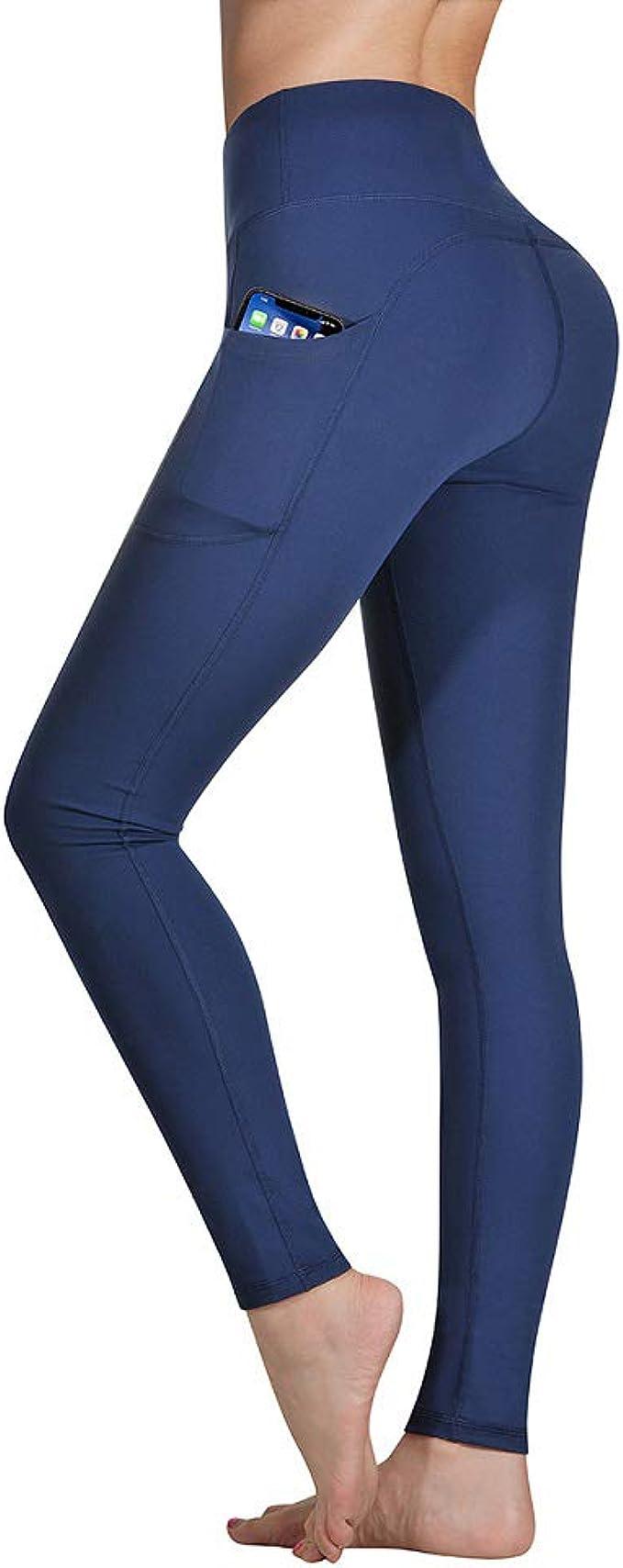 47 opinioni per Occffy Leggings Fitness Donna Allenamento Opaco Vita Alta Yoga Palestra Leggins