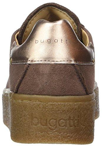 Bugatti 422288011400 - Zapatillas de casa Mujer Rosa (Rose)