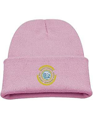 South Dakota KidsComfortable Knitted Hat