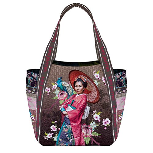 Téo Jasmin , Damen Tote-Tasche Mehrfarbig mehrfarbig Einheitsgröße