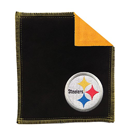 KR Strikeforce Bowling Bags Pittsburgh Steelers Shammy Cleaning Pad