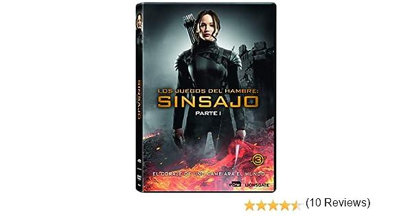 Los Juegos Del Hambre: Sinsajo Parte 1 [DVD]: Amazon.es: Jennifer ...
