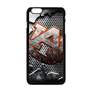 Generic Custom Unique Otterbox You Deserve--NCAA Auburn Tigers Auburn University Athletic Teams Logo Plastic Case Cover for the iPhone6 Plus 5.5""