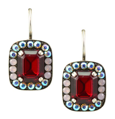 Mariana-True-Romance-Silver-Plated-Swarovski-Crystal-Rectangle-Drop-Earrings