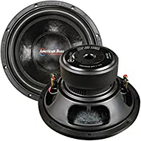 American Bass 12 Wooofer DVC 2Ohm 1000W Max