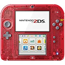 Nintendo 2DS - Crystal Red