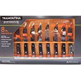 Tramontina Porterhouse 8 Pc. Steak Knives High-carbon Steel Knife Set