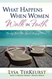 """LysaTerKeurst knows what it means to walk in faith, starting from the cry she uttered years ago, """"How do I take my broken life and allow God to use it for His glory,"""" to her current position as president of Proverbs 31 Ministr..."""