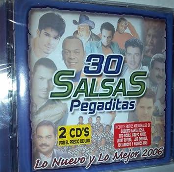 30 Salsas Pegaditas: Lo Nuevo Y Mejor 2006