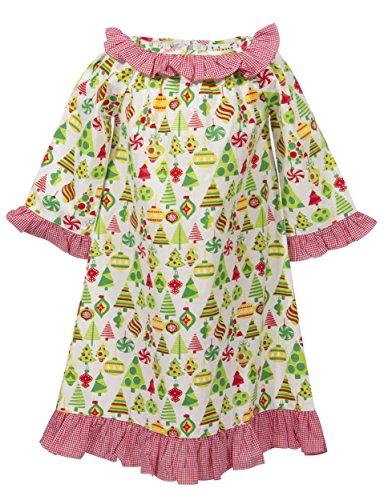Angelic Ruffle Dress - 2