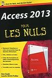 Access 2013 Poche pour les Nuls