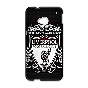 Happy Liverpool F.C. Cell Phone Case for HTC One M7