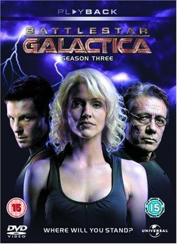 Battlestar Galactica: Season 3 [2006] [2004] (2007); Mary McDonnell