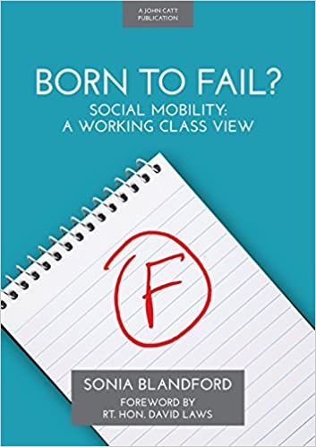 Image result for born to fail book photo