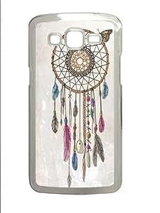 Lakota (Dream Catcher) Custom Samsung Grand 7106/Samsung Grand 2 Case Cover Polycarbonate Transparent