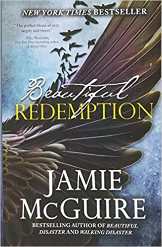 Beautiful Redemption A Novel Volume 2 The Maddox Brothers Series Amazon Co Uk Mcguire Jamie 9781502541857 Books