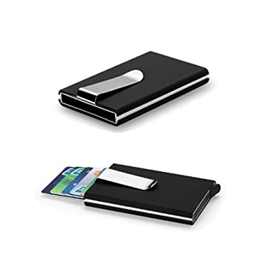 Automatic sliding credit card holder case stainless steel slim automatic sliding credit card holder case stainless steel slim money clip business card holder wallet colourmoves