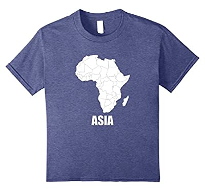 Africa Asia Funny t-shirts - Humor Tshirts