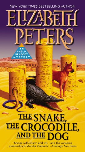 The Snake, the Crocodile, and the Dog (Amelia Peabody - Mall Peabody Stores