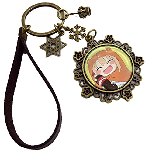 Himouto! Umaru-chan Cosplay Keychain Doma Umaru - Fashion Doma