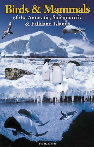 By Frank S. Todd Birds And Mammals of the Antarctic, Subantartic And Falkland Islands [Paperback] ()