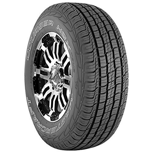 Mastercraft Courser HSX Tour Radial Tire - 225/75R16 104T by Mastercraft (Image #1)