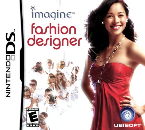 Fashion designer video game