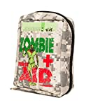 Zombie First Aid Kit - Perfect When On The Run From The Undead - Camping First Aid, Hiking First Aid, 72 Hour Kits, Automobile (Camouflage)