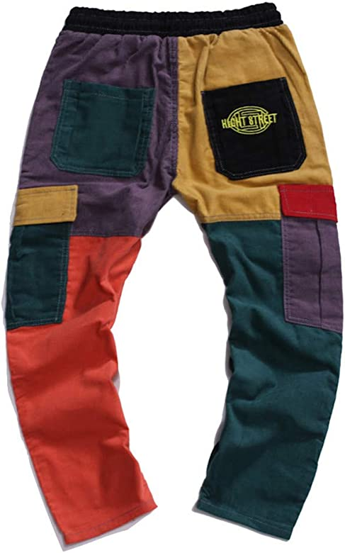 Pantalones de Trabajo de Hombre, Jeans Vaqueros Pantalones ...