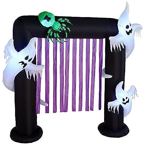 Scary Outdoor Halloween Decorations: Amazon.com