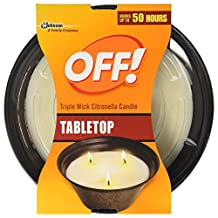 OFF 23OZ Citronella Candle