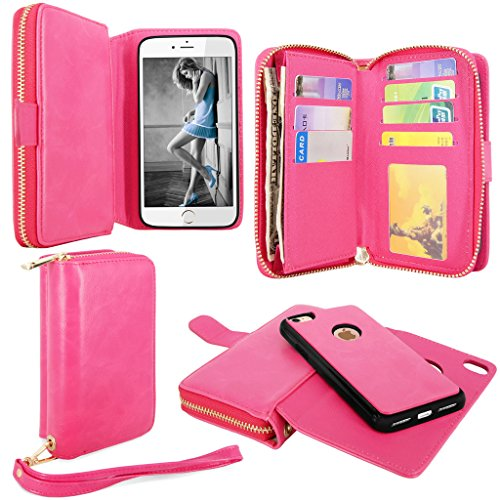 Cellularvilla Shockproof Magnetic Detachable Protective