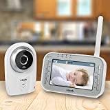 VTech VM341 Digital Video Baby Monitor with Camera and...