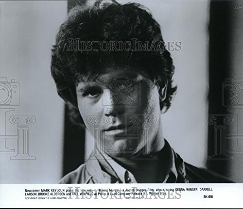 1983 Prod Photo Mark Keyloun in Mike's Murder - orp00532