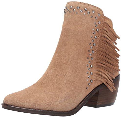 Women's Dark Lk Boot Kaarina Fashion Travertine Brand Lucky pxqwRTHp