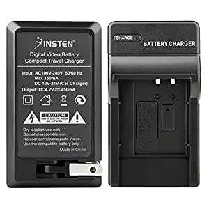 Insten CHARGER Compatible with OLYMPUS STYLUS Tough 6020 8010 5010 9010
