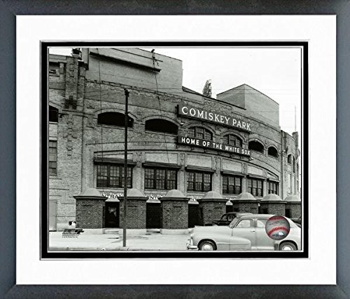 Chicago White Sox Comiskey Park MLB Stadium Photo (Size: 12.5